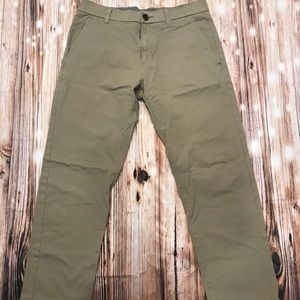 Men's Khaki Slim fit Pants